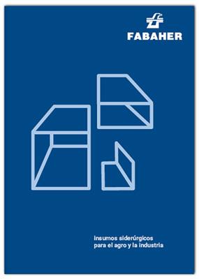 Catálogo de Insumos siderúrgicos para el agro y la industria - Fabaher