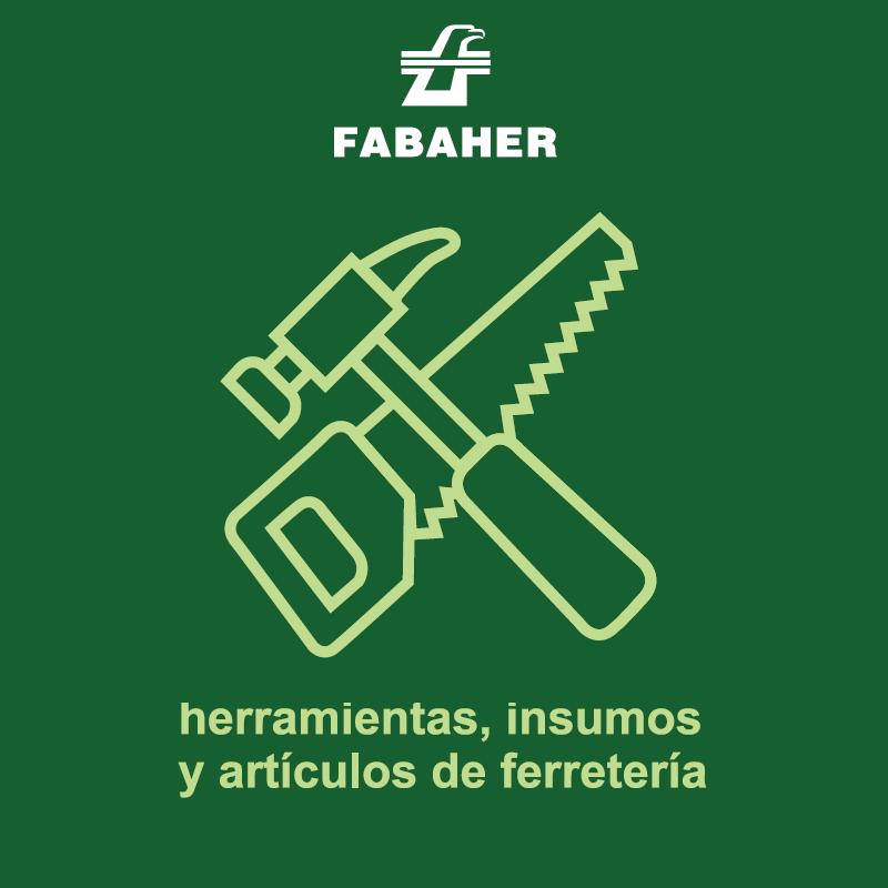 Herramientas e Insumos de Ferretería - Fabaher S.A.