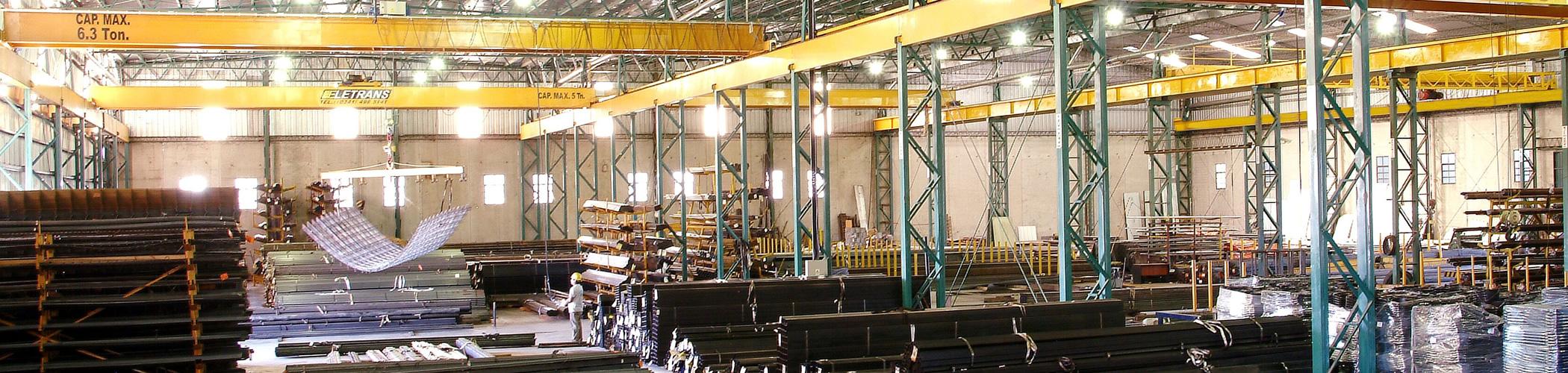 Insumos siderúrgicos para el agro y la industria - Fabaher S.A.